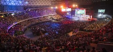 Se vienen las mochas en el Movistar Arena [League of Legends News]