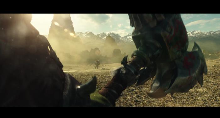 Nuevo avance de la película de Warcraft
