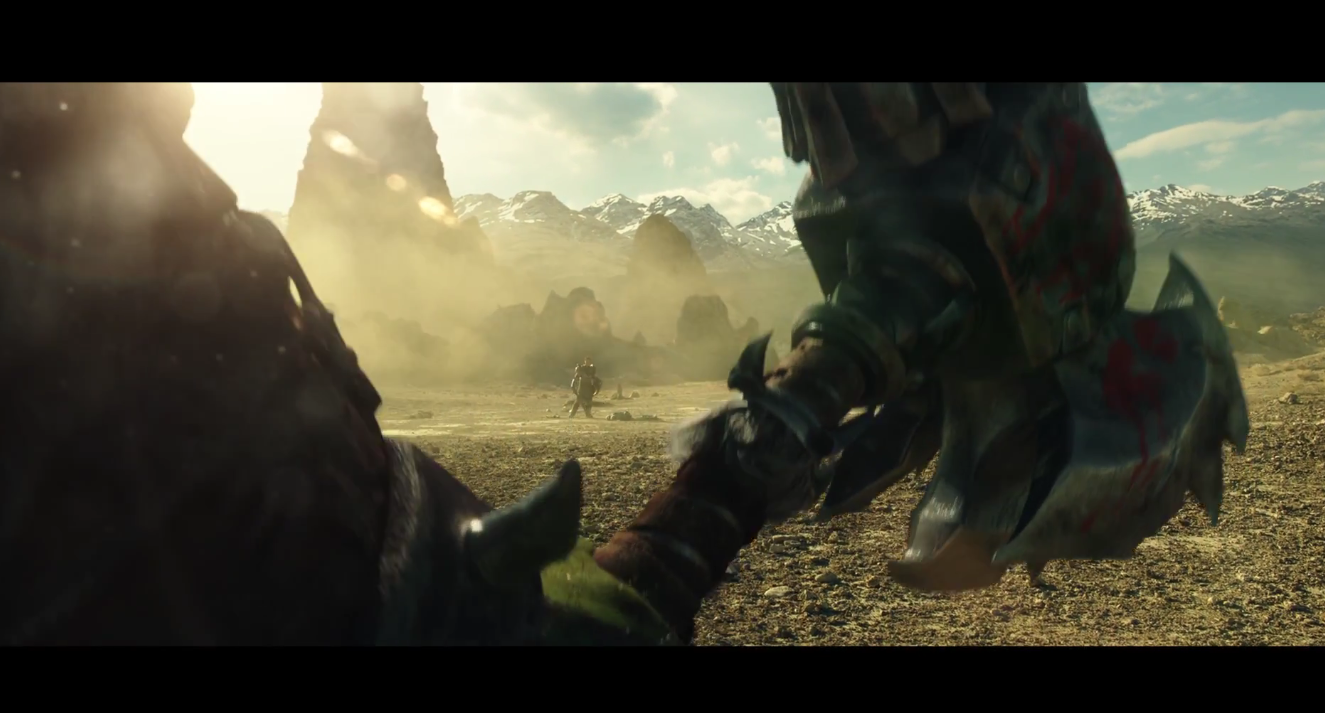 WARCRAFT MOVIE AVANCE MARZO