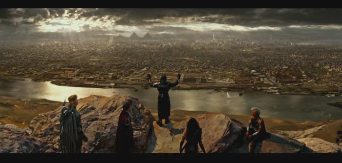 X-Men: Apocalipsis nos muestra el fin del mundo en un nuevo tráiler