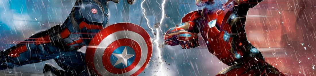 Nuevo telarañoso tráiler de Captain America: Civil War [#TEAMLAGZERO]