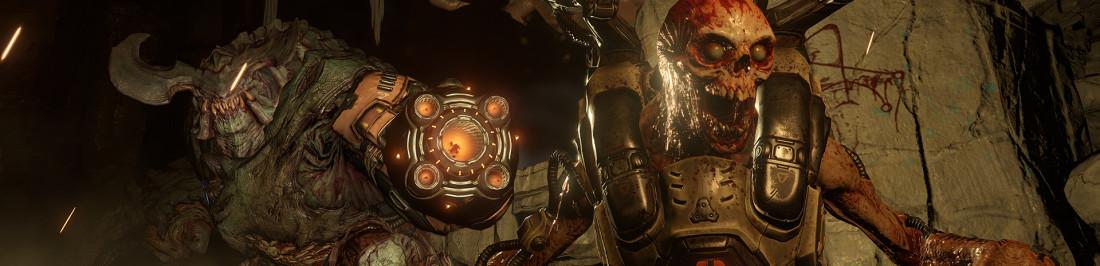 A fin de mes comienza la beta cerrada de Doom