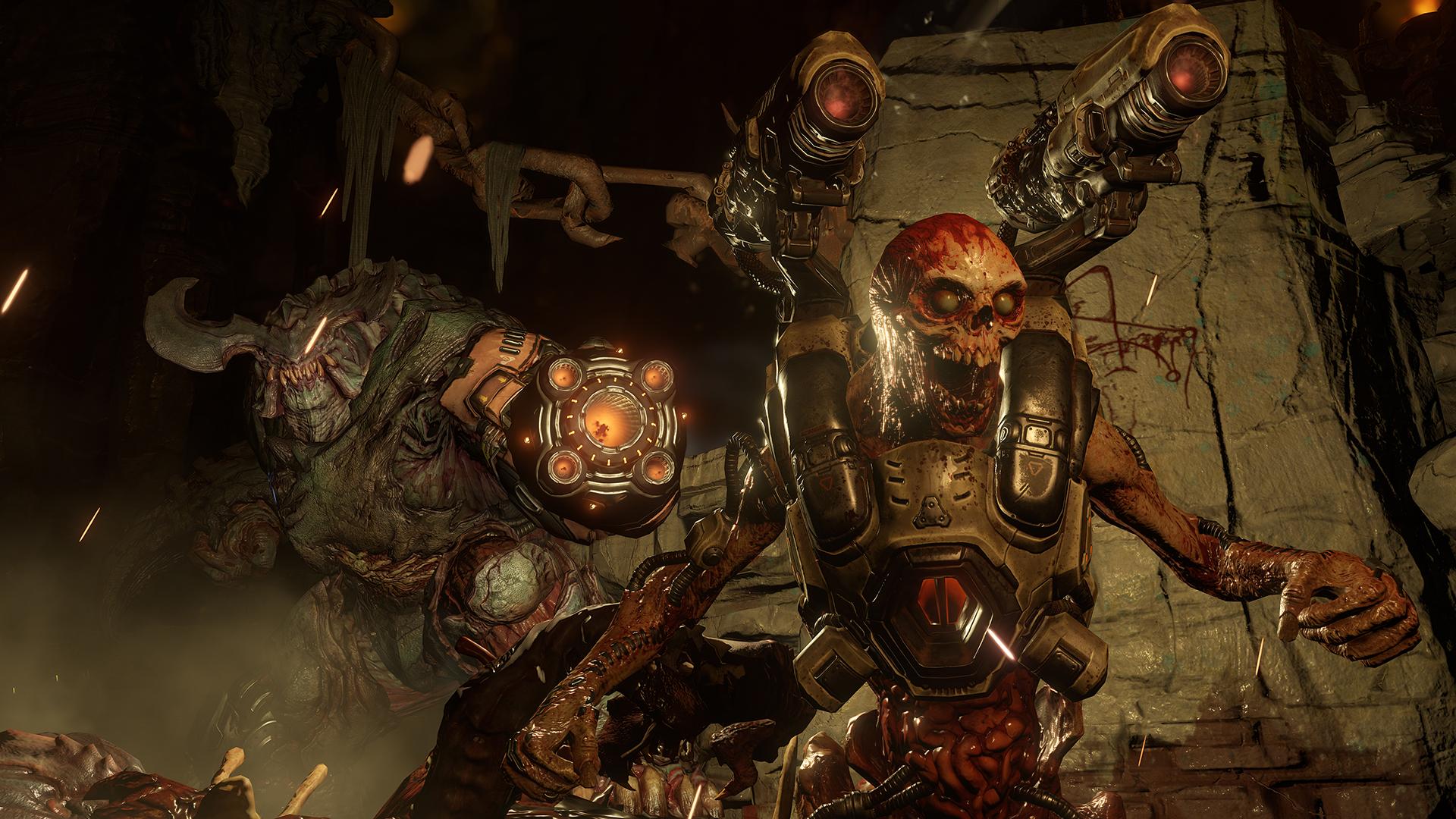 Asombremonos con este trailer Live Action de Doom [Video]