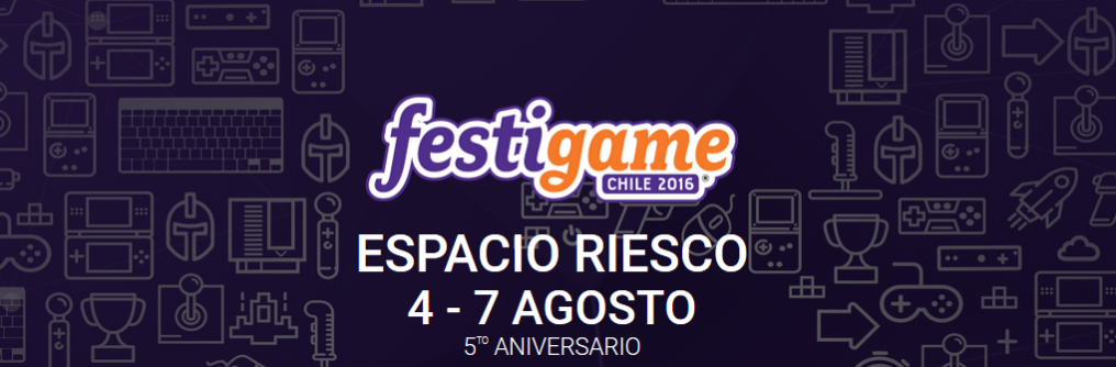 Festigame 2016 ya tiene fecha y nuevo lugar