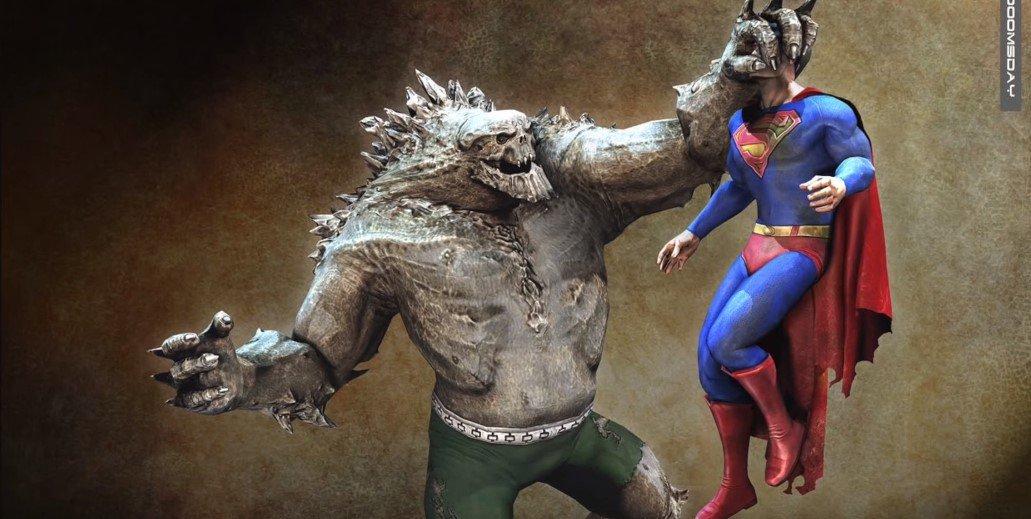 Conoce el cancelado juego de mundo abierto basado en Superman