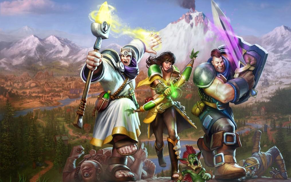 Ubisoft anuncia Champions of Anteria, su nuevo juego de estrategia en tiempo real