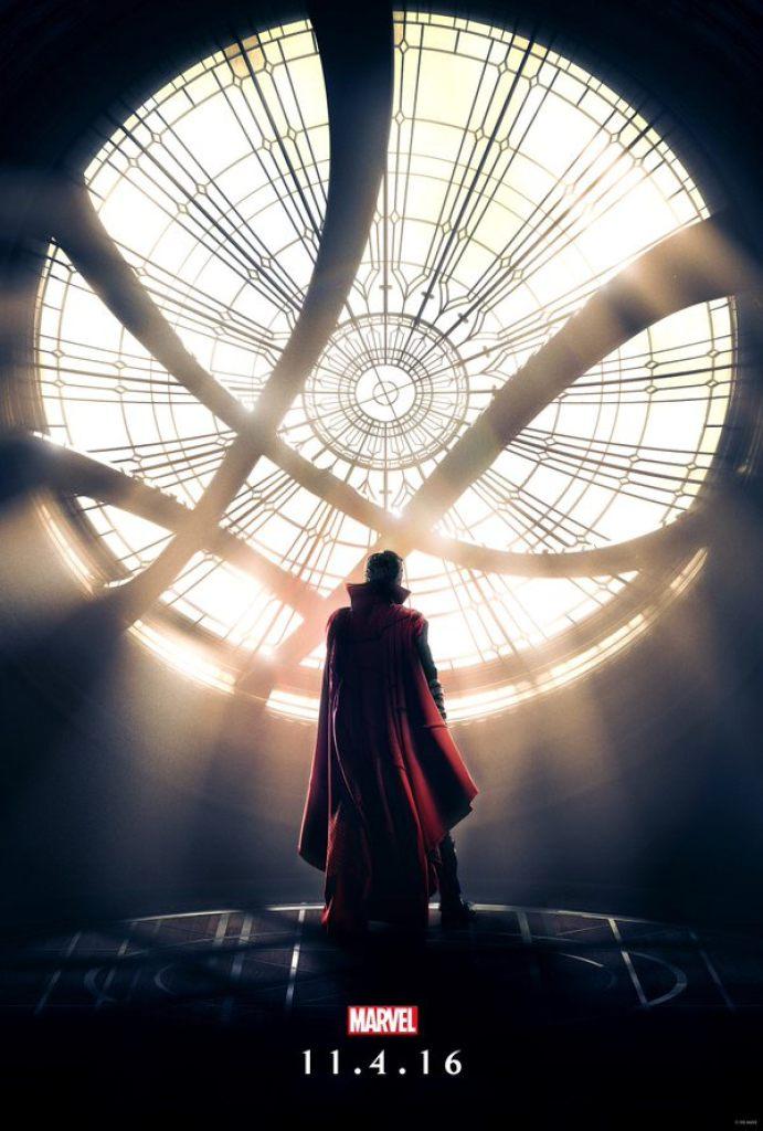 El maravilloso y mágico primer tráiler de Doctor Strange [CINE]
