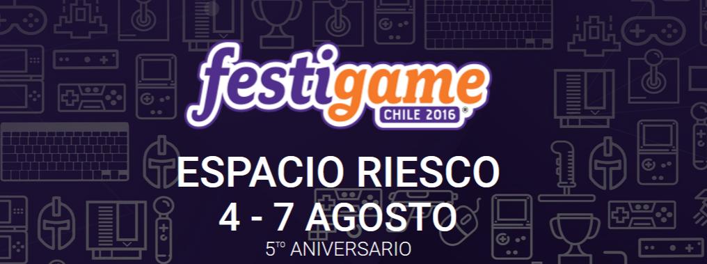 Comienza segunda pre venta de entradas para Festigame 2016