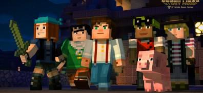 Minecraft: Story Mode presenta su último episodio y una sorpresa