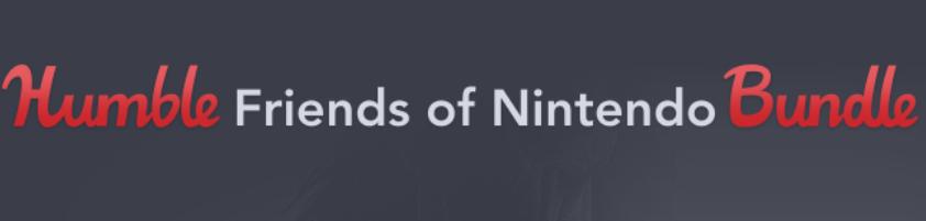 Nintendo Humble Bundle llega con 8 juegos para Wii U y 3DS
