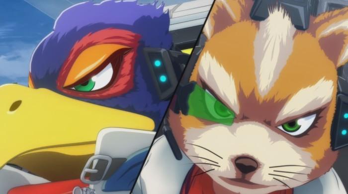 Mira el genial corto animé oficial de Star Fox Zero