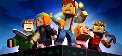 LagZero Analiza: Minecraft Story Mode [Review cuadrada]