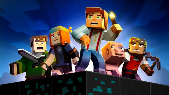 LagZero Analiza: Minecraft Story Mode [Review cuadrada]