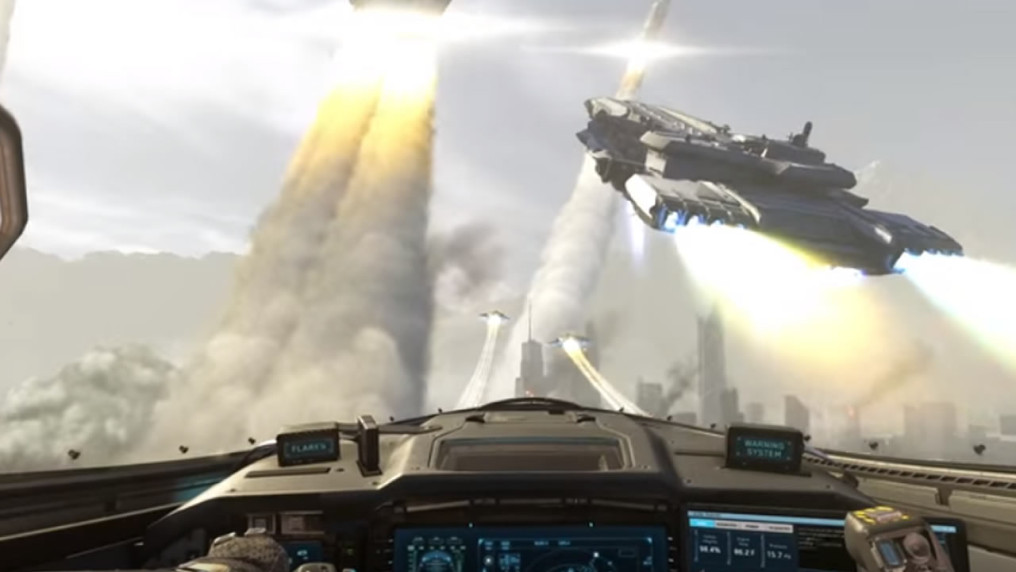Para jugar la versión remasterizada de Modern Warfare necesitan el disco de Infinite Warfare [Activisioncosas]