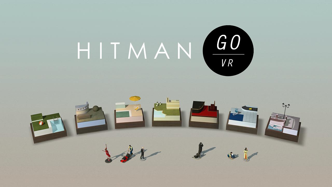 Hitman GO: VR Edition para Samsung Gear VR y Oculus Rift