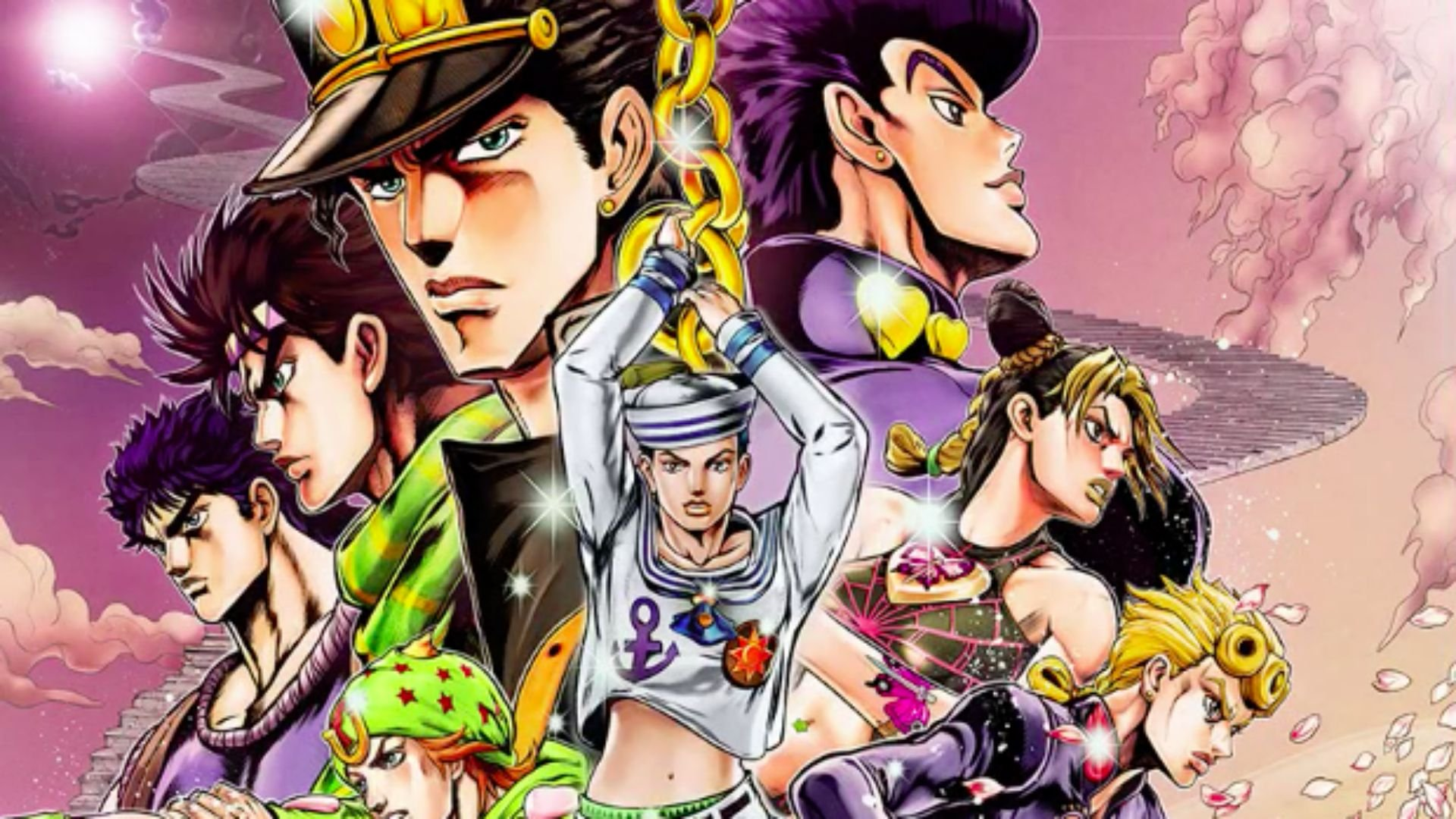 JoJos Bizarre Adventure Eyes of Heaven