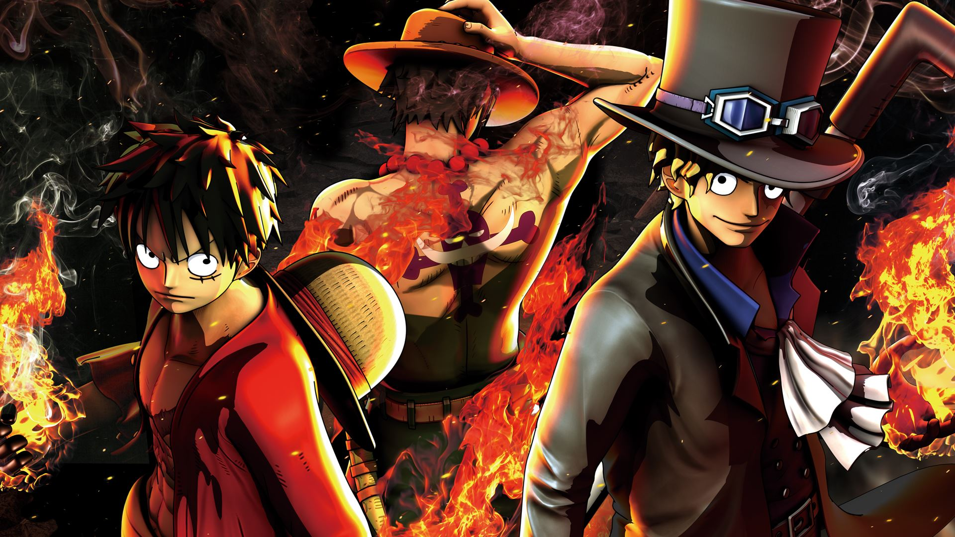 One Piece: Burning Blood - Trailer de los modos de juego