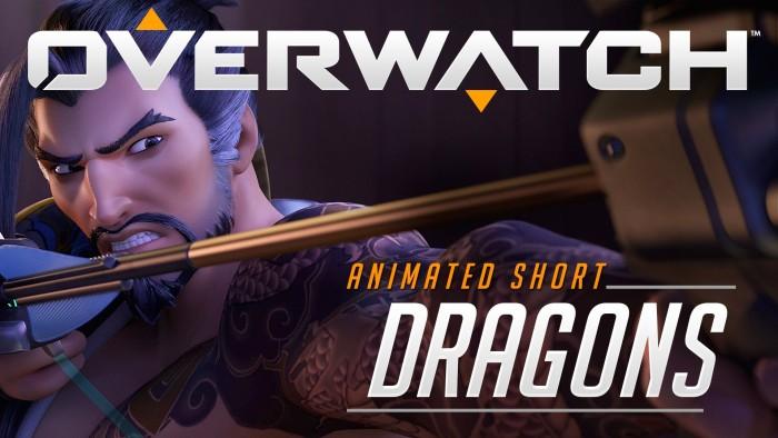 Nuevo corto animado de Overwatch: DRAGONS