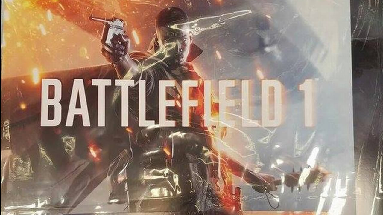 Este es el esperado trailer de Battlefield 1, los rumores resultaron ser ciertos