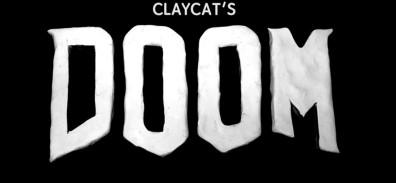 Este gato te mostrara como jugar Doom [Animación stop-motion]