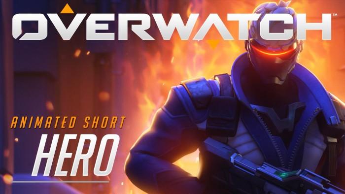 """Overwatch nos muestra su nuevo corto """"Hero"""" y los números de su beta abierta"""