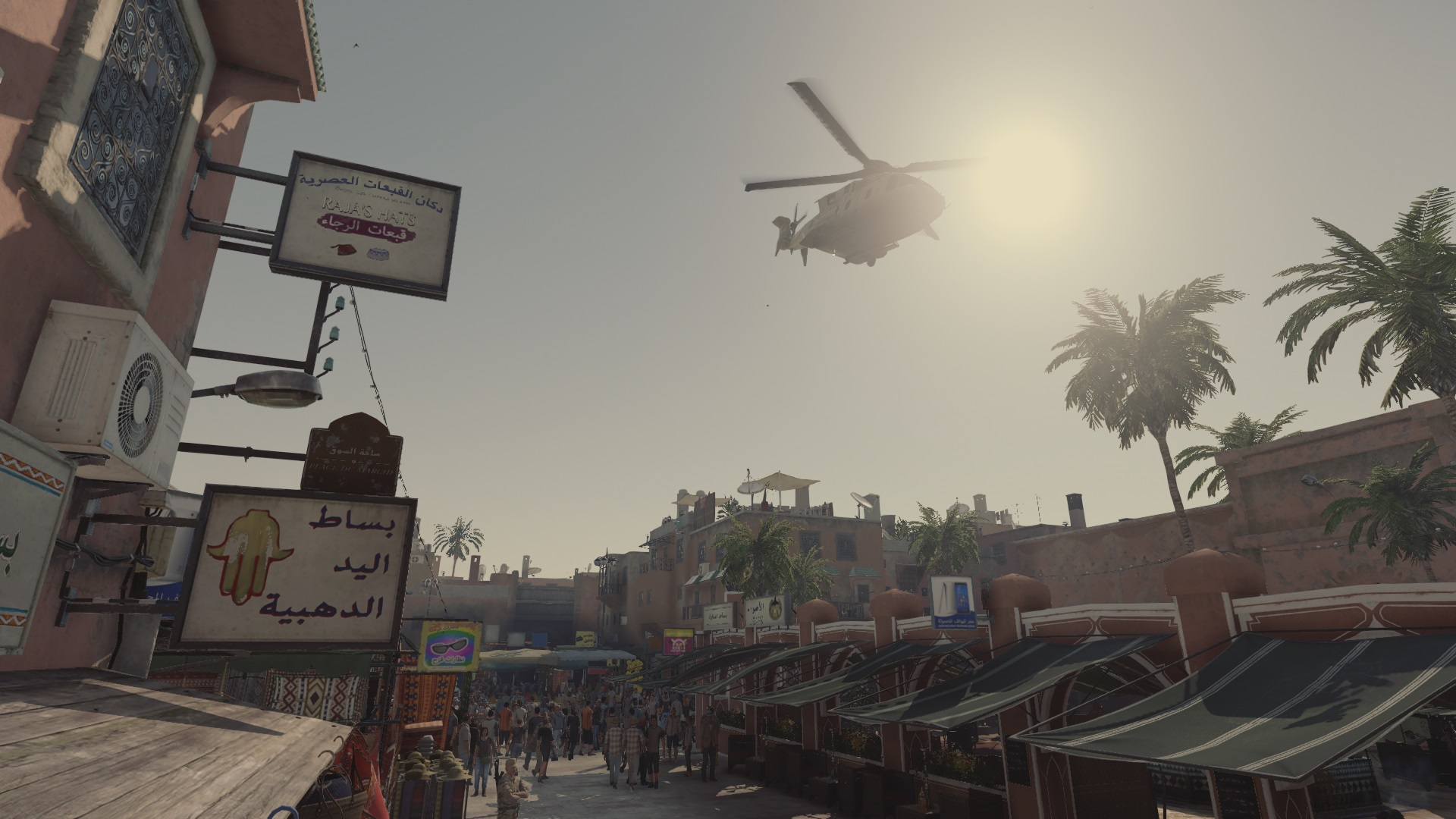Mira el trailer de lanzamiento del episodio 3 de Hitman y un vídeo panorámico del entorno
