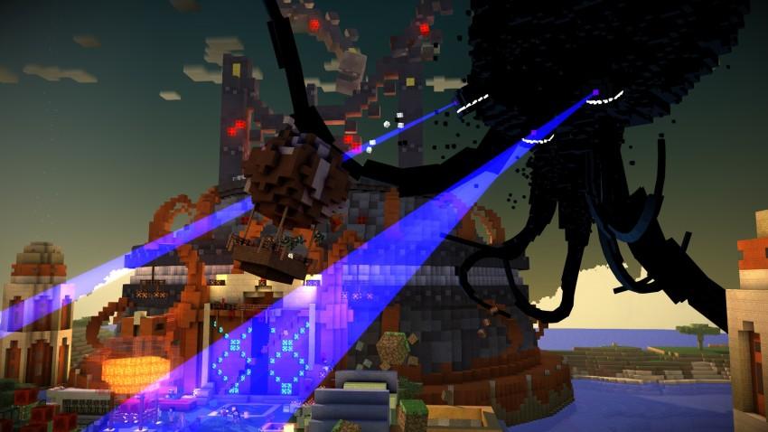 minecraft story mode episode 2 j