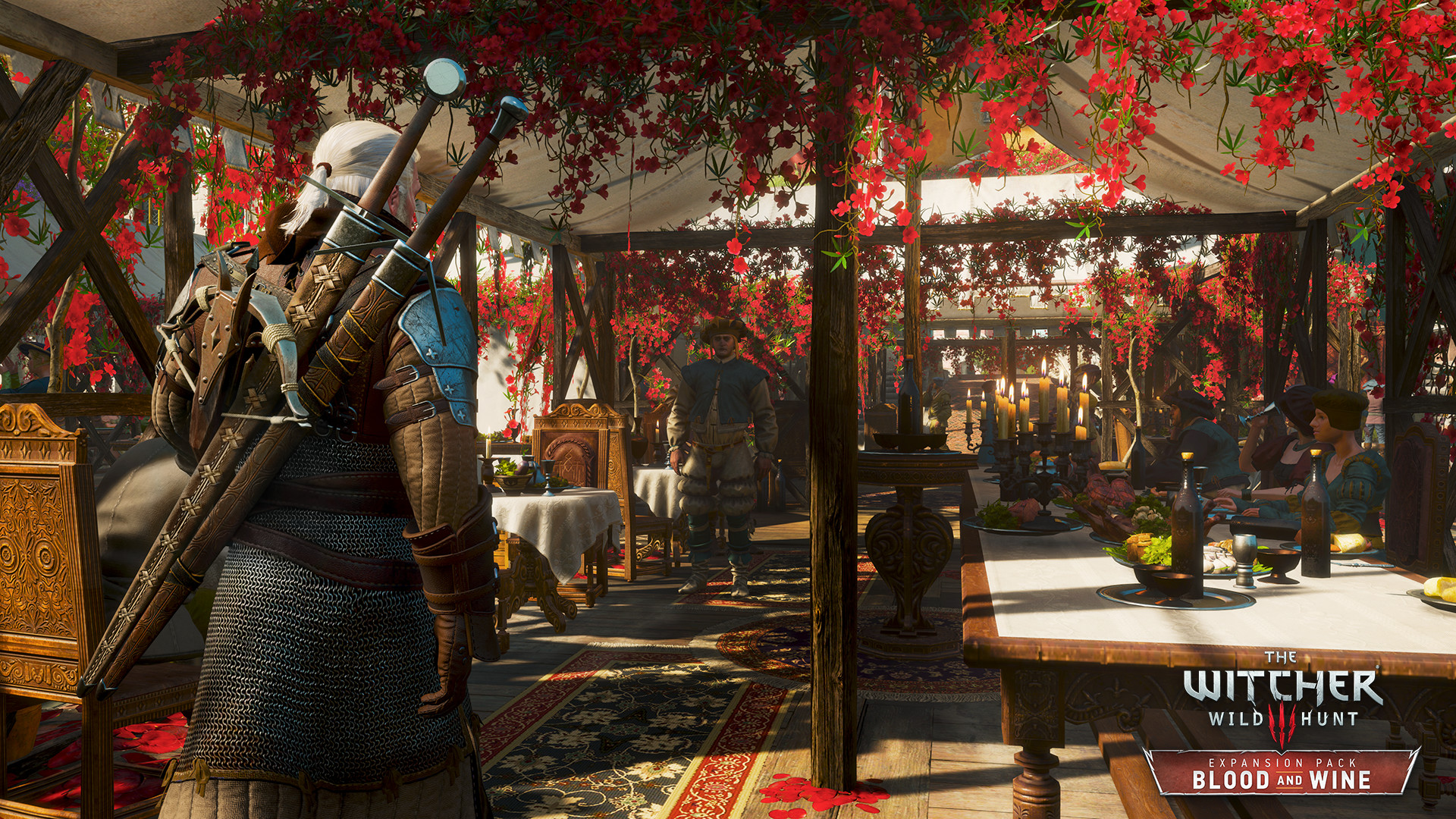 Solo por si se lo perdieron aquí esta el trailer de lanzamiento de The Witcher 3: Wild Hunt - Blood and Wine