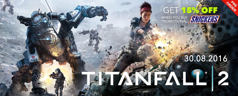 Titanfall 2 se lanzaría en agosto según tienda online