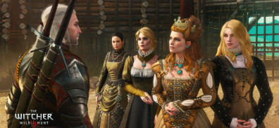 Bienvenido a Toussaint la nueva región en The Witcher 3: Blood and Wine