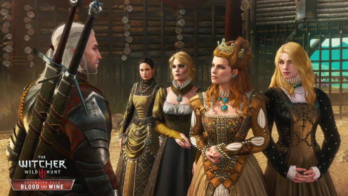 Dale una mirada al primer teaser de The Witcher 3: Wild Hunt – Blood and Wine