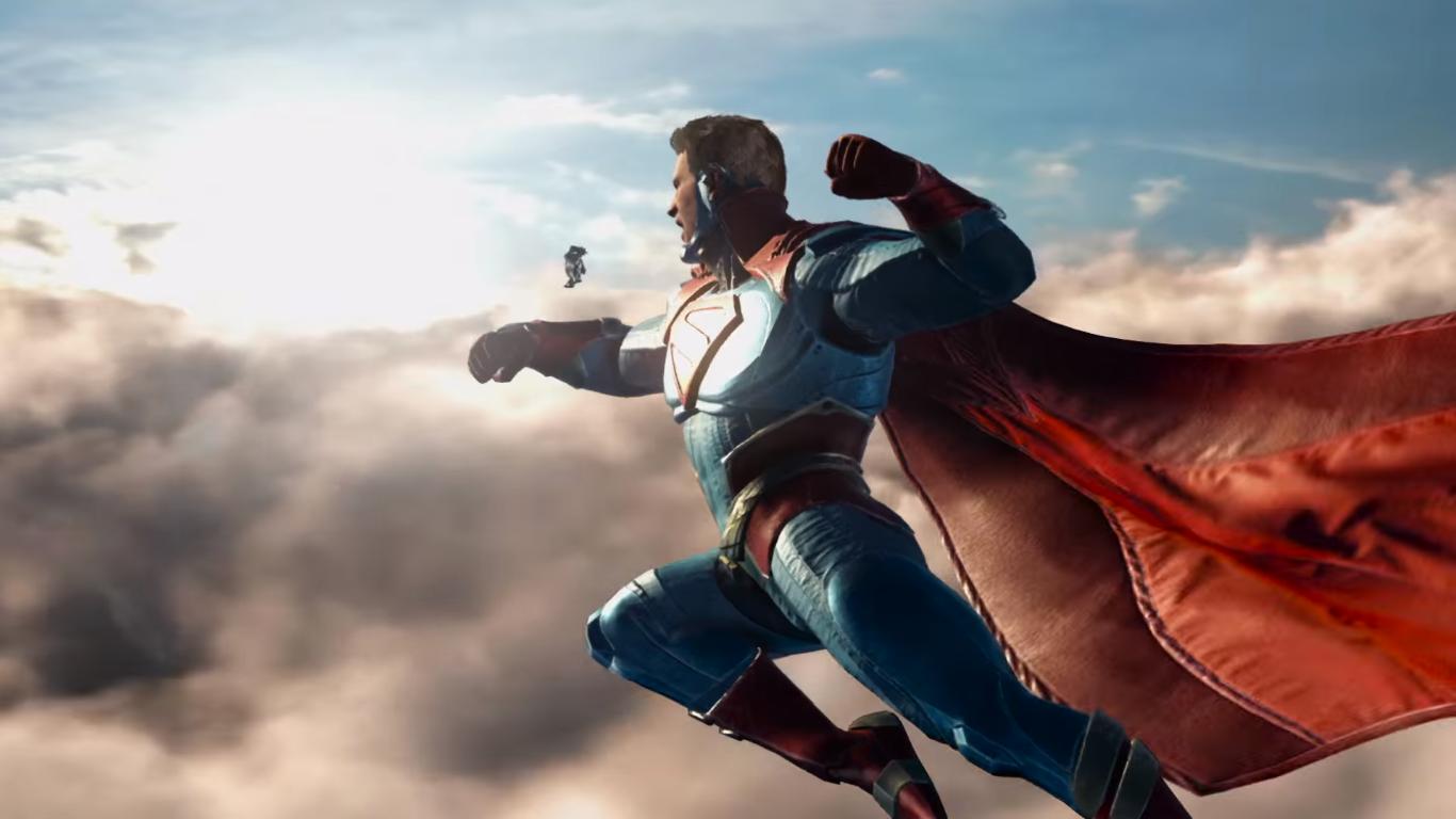 Dentro de unas horas comenzara la beta abierta de Injustice 2 para PC [santa cachucha Batman]