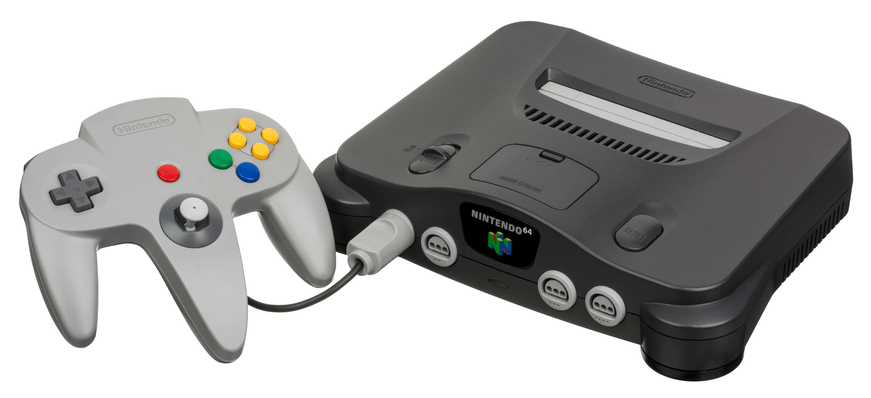 Felices 20 años Nintendo 64 [SIIIIXTYYYYY FOOOOUUUR]