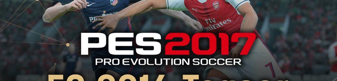 Teaser tráiler de PES 2017 con Alexis Sánchez [#E32016]