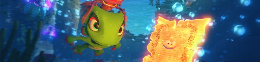 Yooka-Laylee sera presentado durante la E3, pero aun falta para su lanzamiento [Pre-E3]