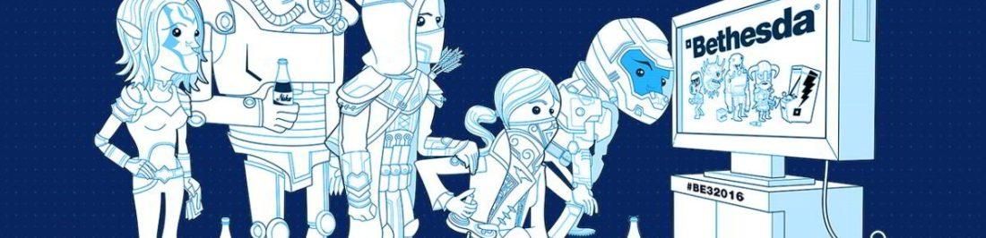 Sigue con nosotros la la conferencia de Bethesda EN VIVO [#E32016]