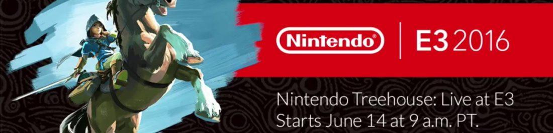 Sigue con nosotros el Keynote de Nintendo [#E32016]
