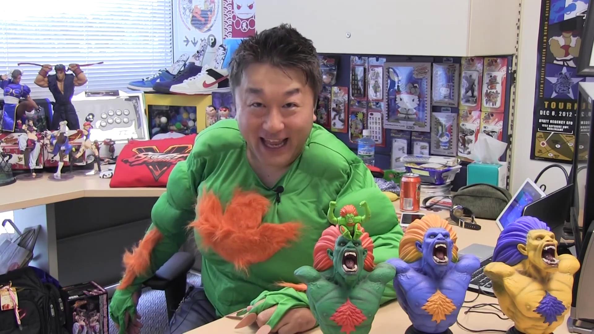 Confirmado: Yoshinori Ono participará como invitado en FestiGame Fanta Zero 2016