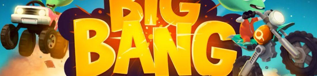 Big Bang Racing disponible desde hoy en App Store y Google Play