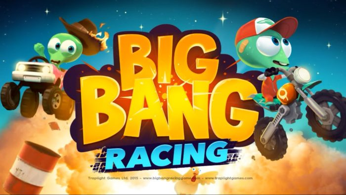 Big Bang Racing disponible desde hoy en App Store y Google Play