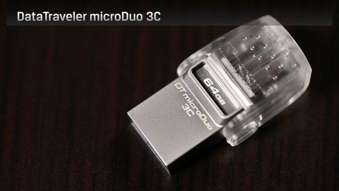 Lagzero analiza: DataTraveler microDuo 3C de Kingston