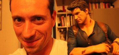 Voz de Nathan Drake en Uncharted será parte de FestiGame 2016