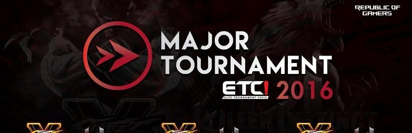 Elite Tournament Chile y ASUS presentan: Major Tournament 2016
