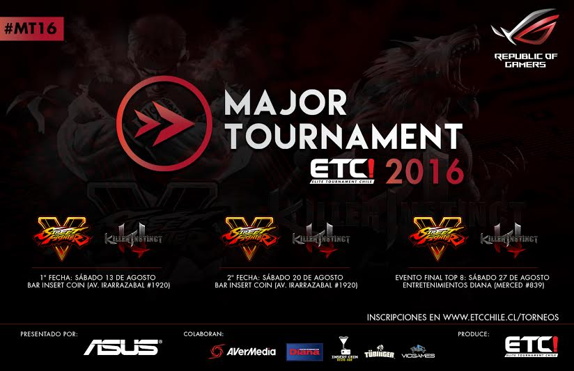 Major Tournament 2016