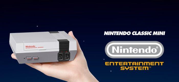 Ya está en Chile la NES Classic y cuesta más de lo que esperabas