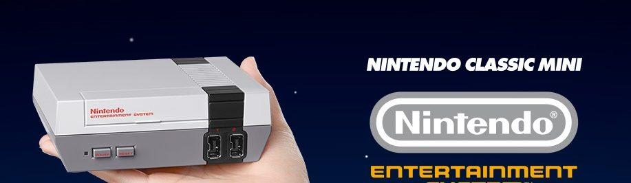 Nintendo anuncia la nueva Nintendo Classic Mini