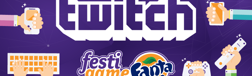 Twitch y Mike Ross también estarán presentes en Festigame 2016