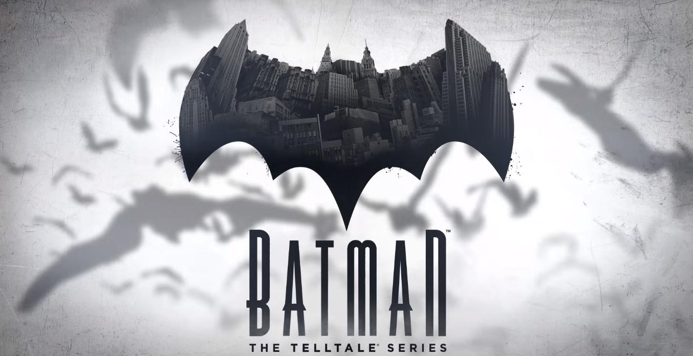 Primer trailer de Batman: The Telltale Series