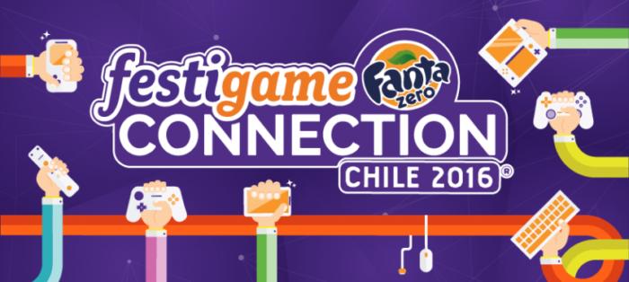 VG Chile y festigame presentan la primera edición de FESTIGAME CONNECTION
