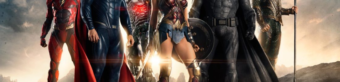Con Ustedes, el primer avance de la cinta de la Liga de La Justicia [#CCSD2016]